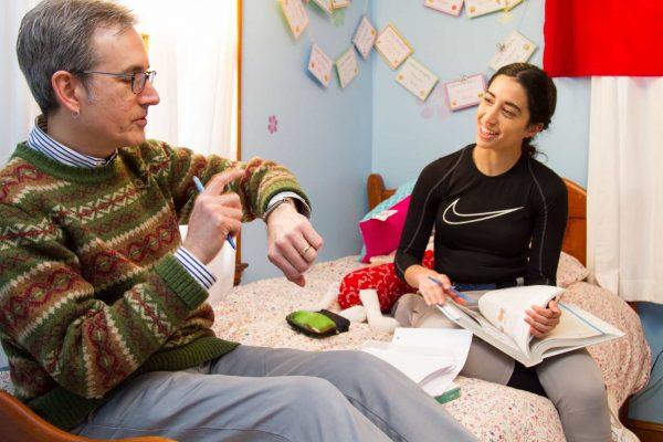 Học Tiếng Anh với người nước ngoài tại Homestay