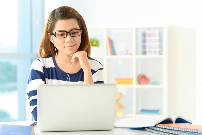 Học tiếng Anh online cần có mục tiêu rõ ràng miển phí