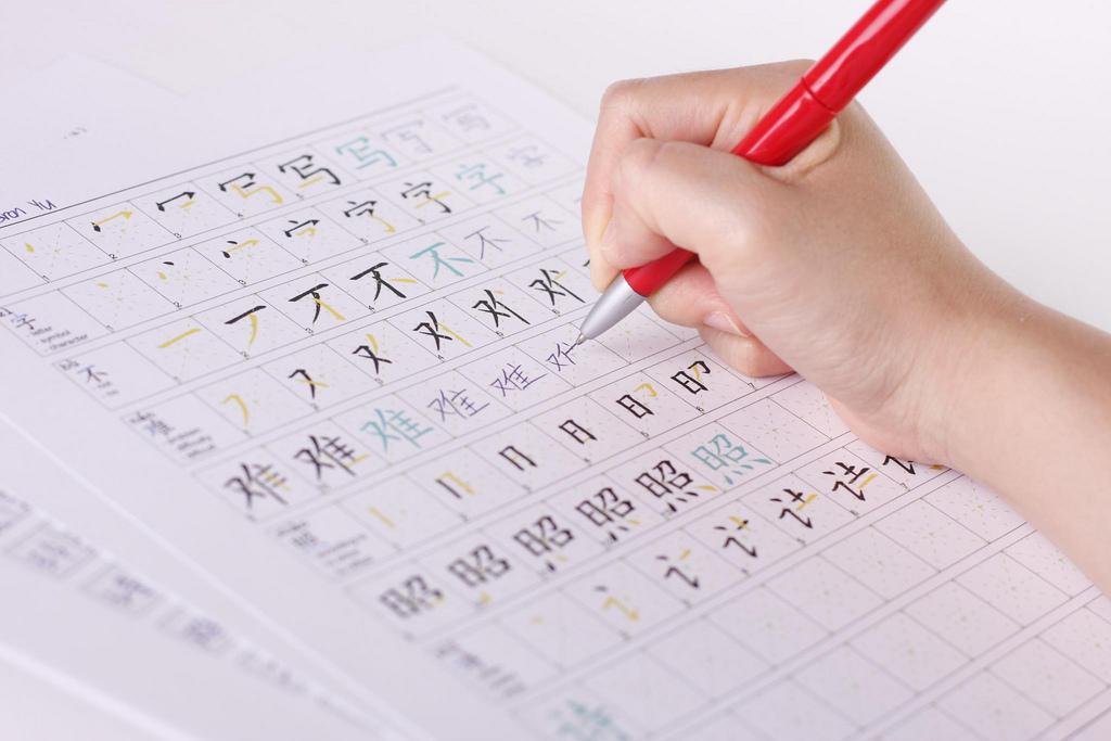 Các bước để học cách viết tiếng trung - Cách Viết Tiếng Trung Đẹp Và Đúng Chuẩn
