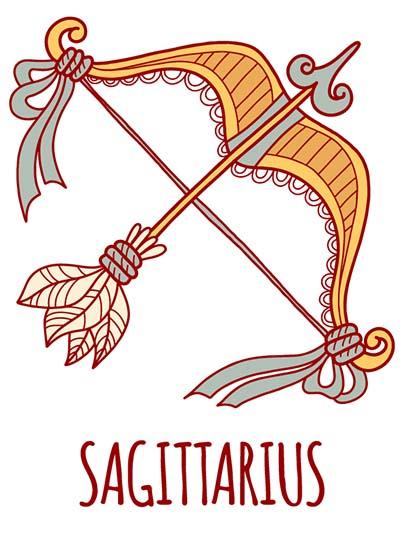 9. Cung hoàng đạo tiếng anh– Nhân Mã (Sagittarius) 23 11 – 21 12