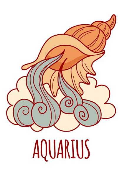 Cung hoàng đạo tiếng anh – Bảo Bình (Aquarius) 20 01 – 18 02