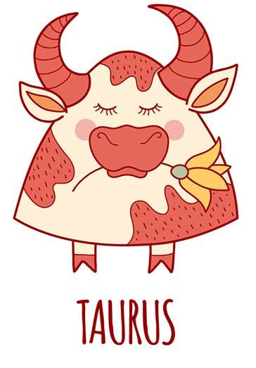 Cung hoàng đạo tiếng anh – Kim Ngưu (Taurus) 21 04 – 20 05