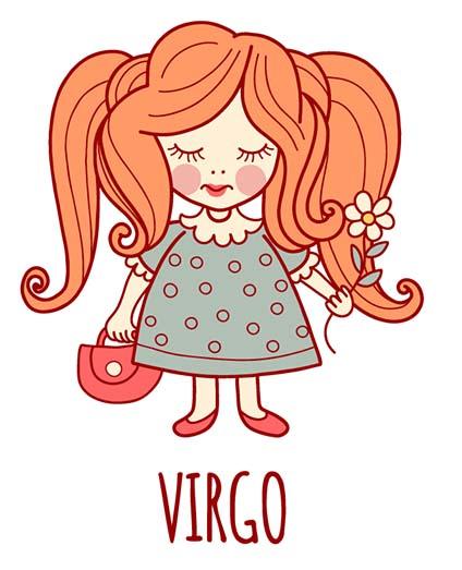 Cung hoàng đạo tiếng anh – Xử Nữ (Virgo) 23 08 – ngày 22 09