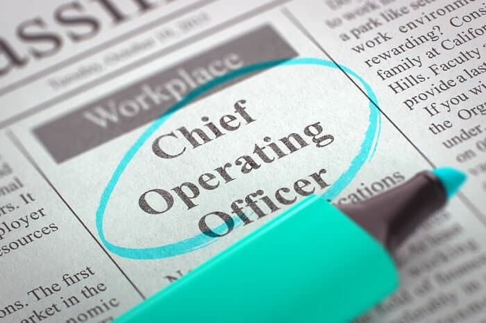 Chief Operating Officer là gì?