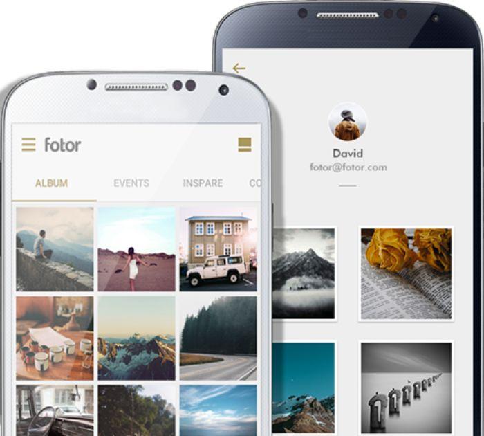 Fotor là ứng dụng được sáng tạo bởi Everimaging với nhiều phiên bản khác nhau