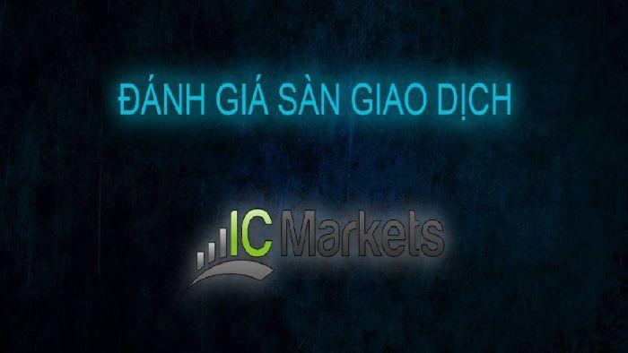 ICMarkets được quản lý bởi ASIC nên khách hàng có thể hoàn toàn yên tâm về chất lượng dịch vụ
