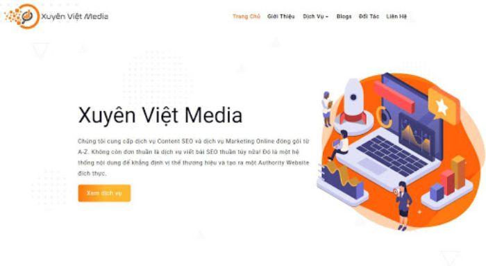 Đứng đầu trong danh sách 6 SEO Agency uy tín tại TPHCM mà chúng tôi muốn chia sẻ đến bạn đó chính là Xuyên Việt Media