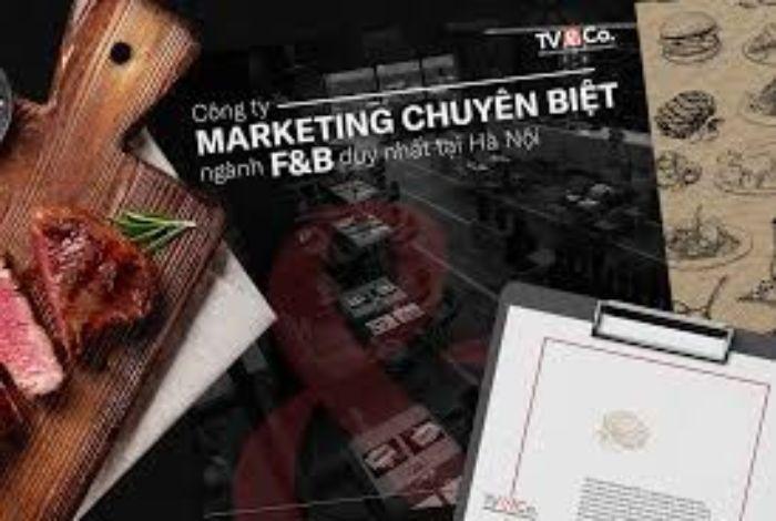 Công ty TV&Co.Branding & Marketing Consultancy