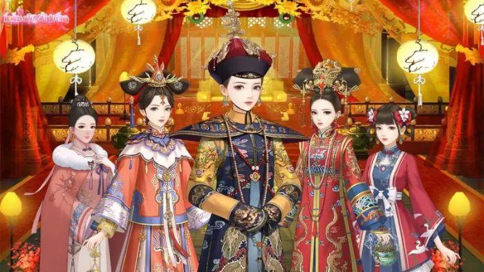 Hoàng Hậu Cát Tường mang nội dung cung đấu kết hợp với thời trang