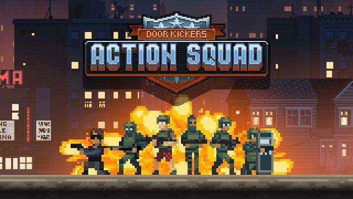Người chơi sẽ được trải nghiệm rất nhiều tình huống kịch tính, phức tạp và vô số thử thách trong Door Kickers: Action Squad