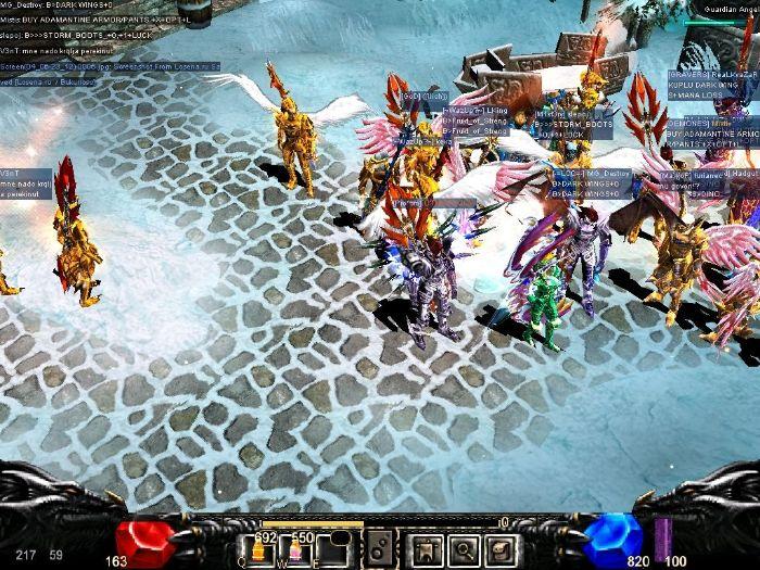 Hướng dẫn thiết lập Battle Core tại game Mu Online