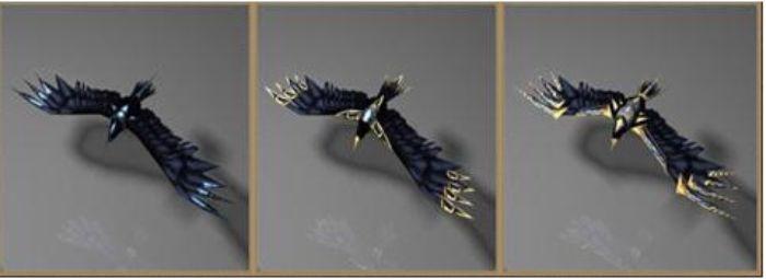 Chỉ số sức mạnh của Quạ Tinh (Dark Raven)