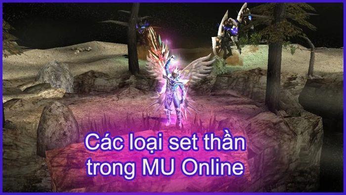 Set thần MU là một set đồ vô cùng đặc biệt bao gồm những dòng option chuyên về tăng sức tấn công