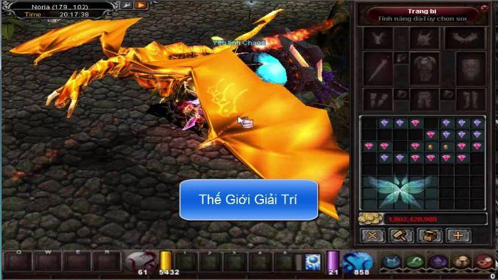 Cánh cấp 2 trong game MU sẽ mang sức mạnh và sở hữu tính năng riêng biệt