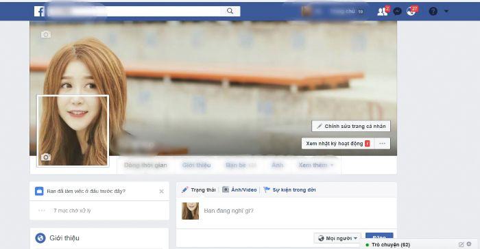 Cách tăng follow cho facebook cá nhân hiệu quả là chú trọng đầu tư vào ảnh bìa và ảnh đại diện