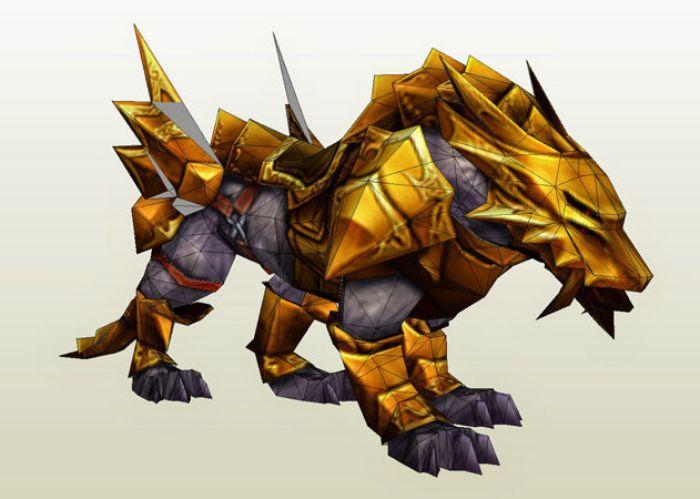 Sói tinh hay còn được biết đến với tên trong game là Fenrir