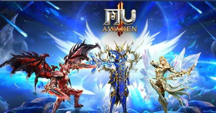 MU Online là một trong những game được phát triển đầu tiên tại Hàn Quốc