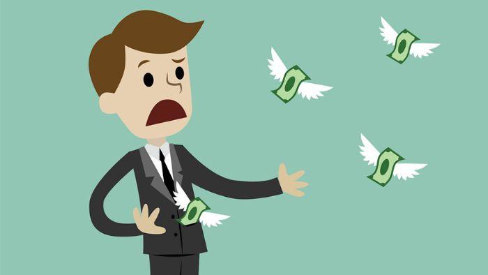 Lỗ lũy kế là tình trạng suy giảm giá trị tài sản