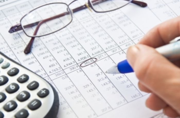 Hạch toán ngay sau khi xác định chỉ số