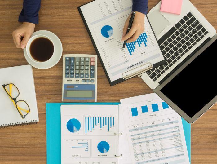 Xác định lợi nhuận thuần thông qua doanh thu và chi phí