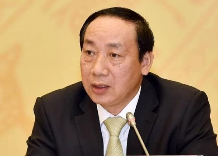 Ông Nguyễn Hồng Trường bị tạm giam vào ngày 14 tháng 8