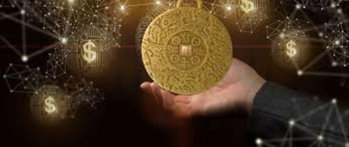 Trông nó giống như một đồng tiền cổ