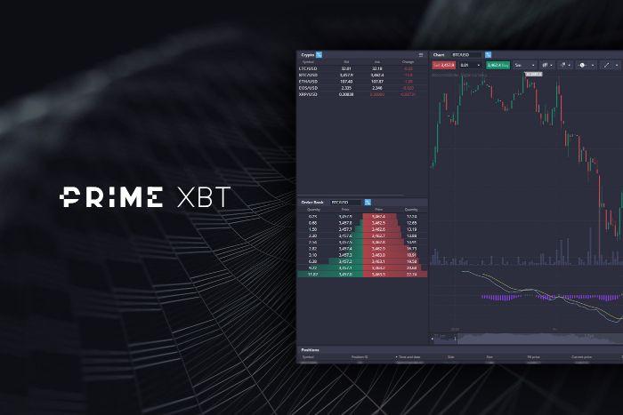 Primexbt cung cấp các chức năng thực hiện giao dịch đơn giản